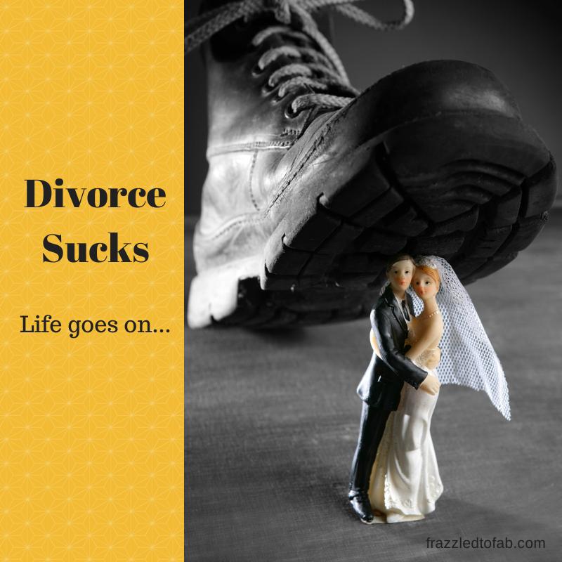 divorced mom