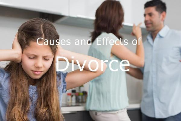 causes and affects of divorce