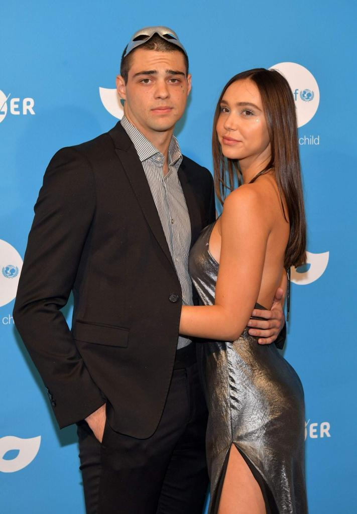 Noah Centineo and Alexis Ren breakup